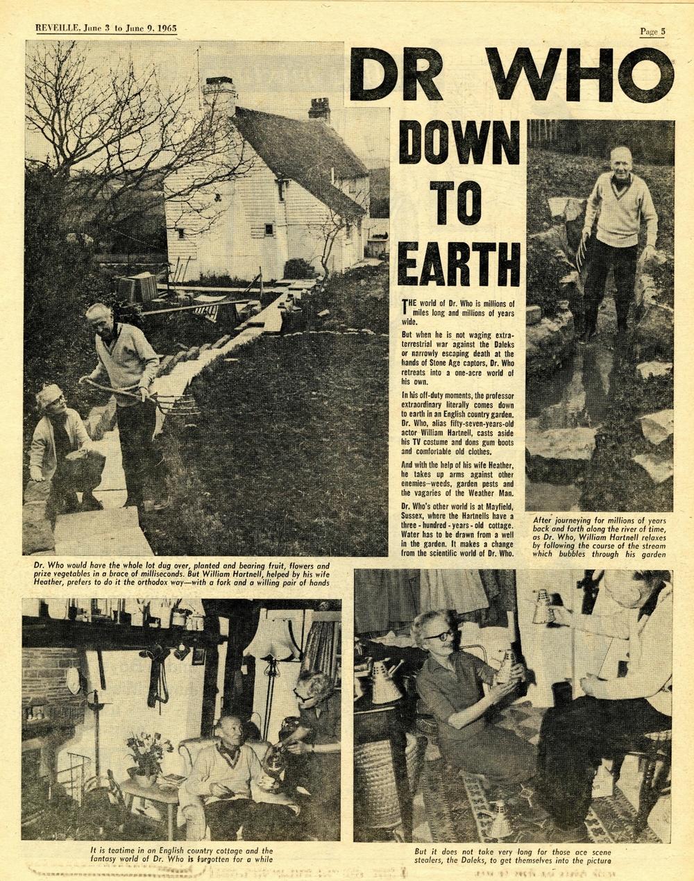 Reveille, June 3-9, 1965
