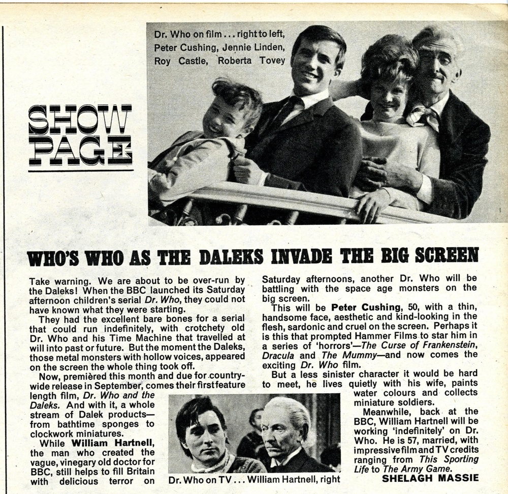 Woman's Own, 31 July 1965