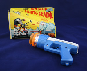Anti-Dalek Sonic Disintegrator from Lincoln International Ltd.