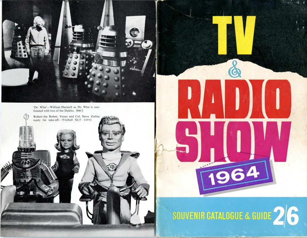 TV & Radio Show 1964 catalogue