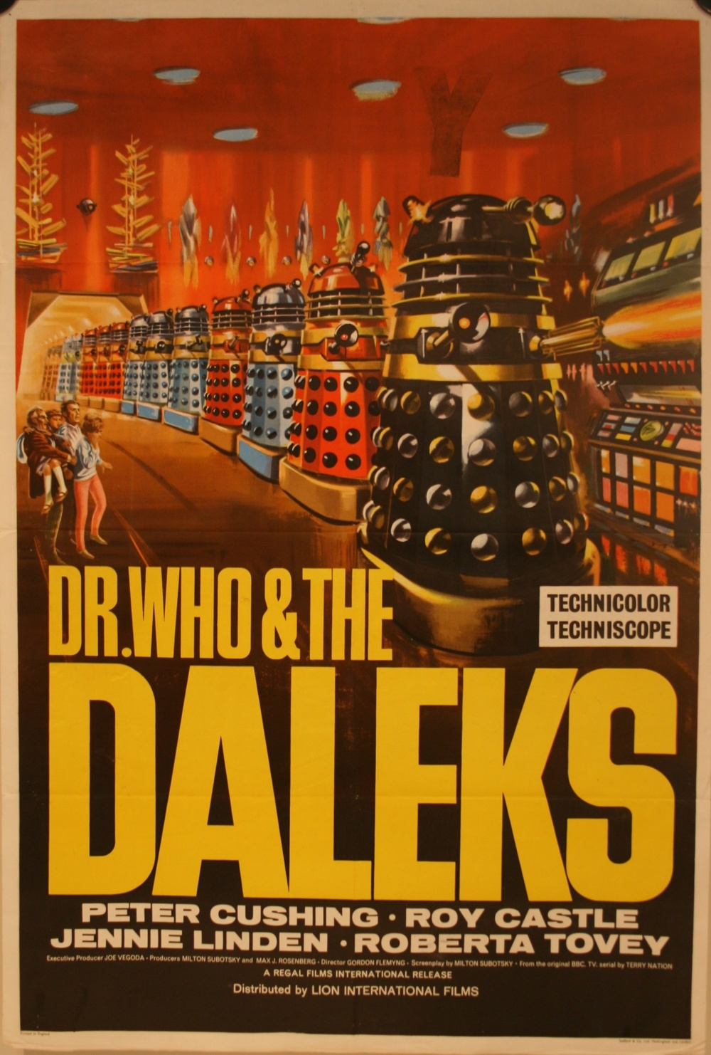 UK One-Sheet Poster