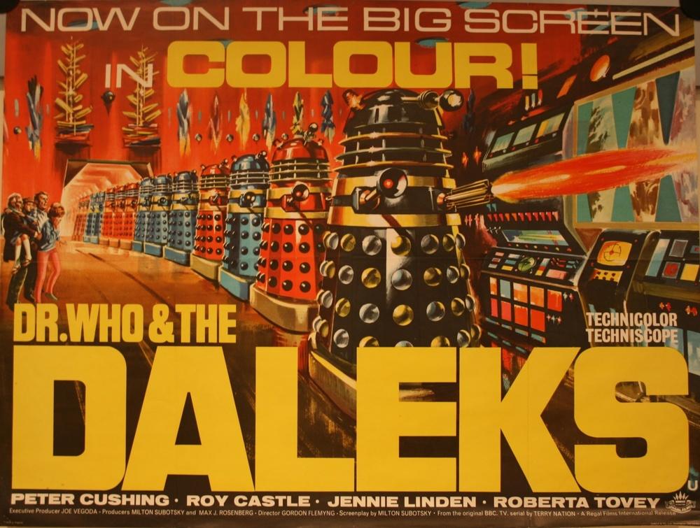 UK Quad Poster