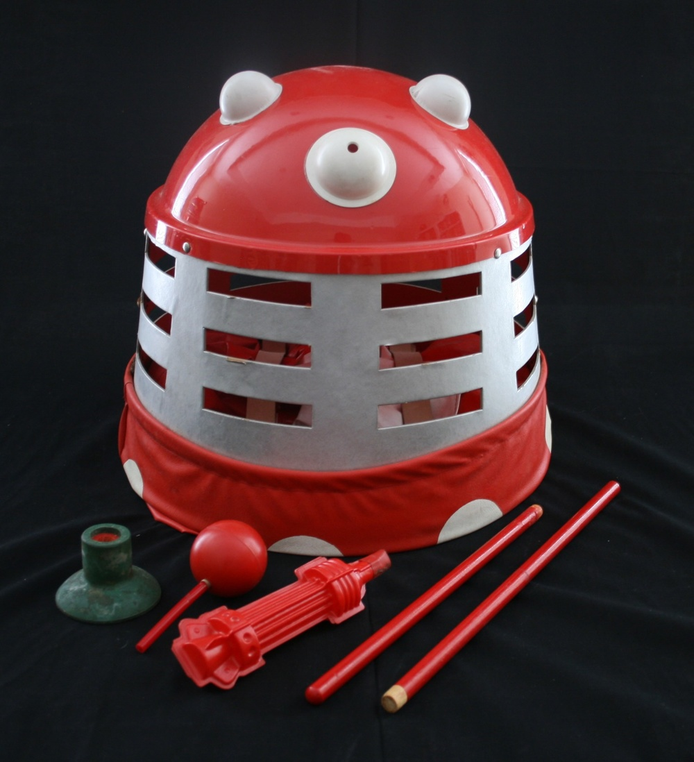 Berwick's Toy Company Ltd., Dalek Playsuit