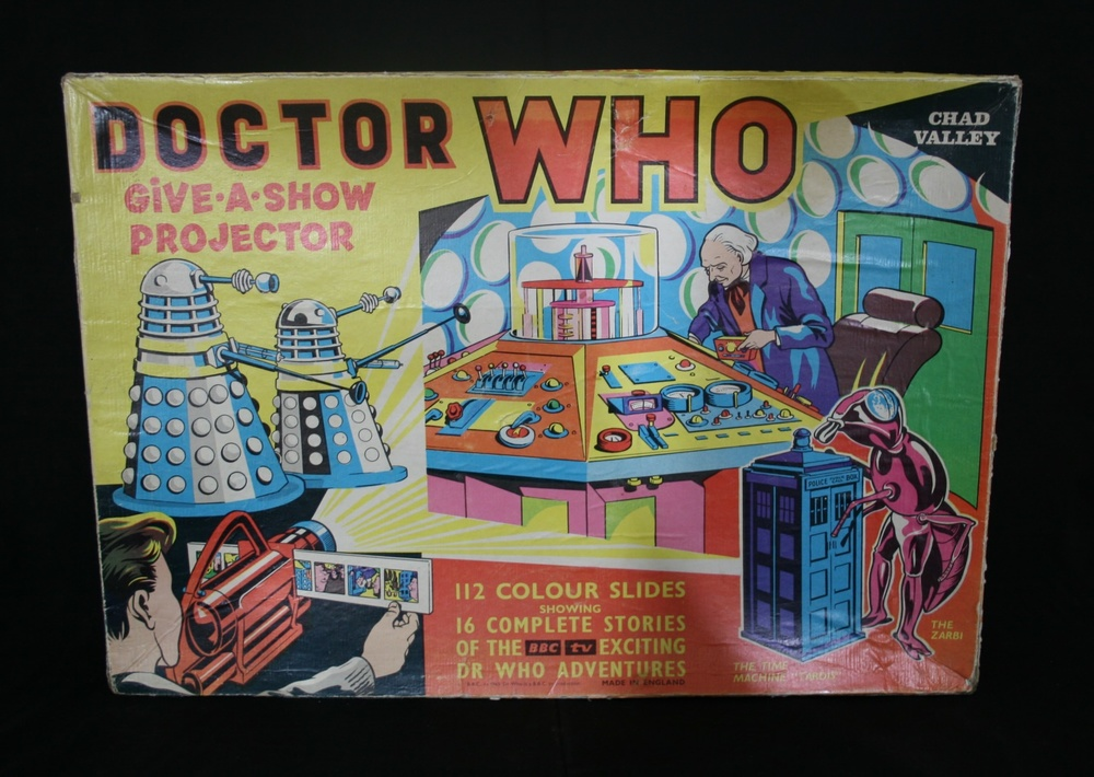 Chad Valley Ltd., Doctor Who Give-A-Show Projector