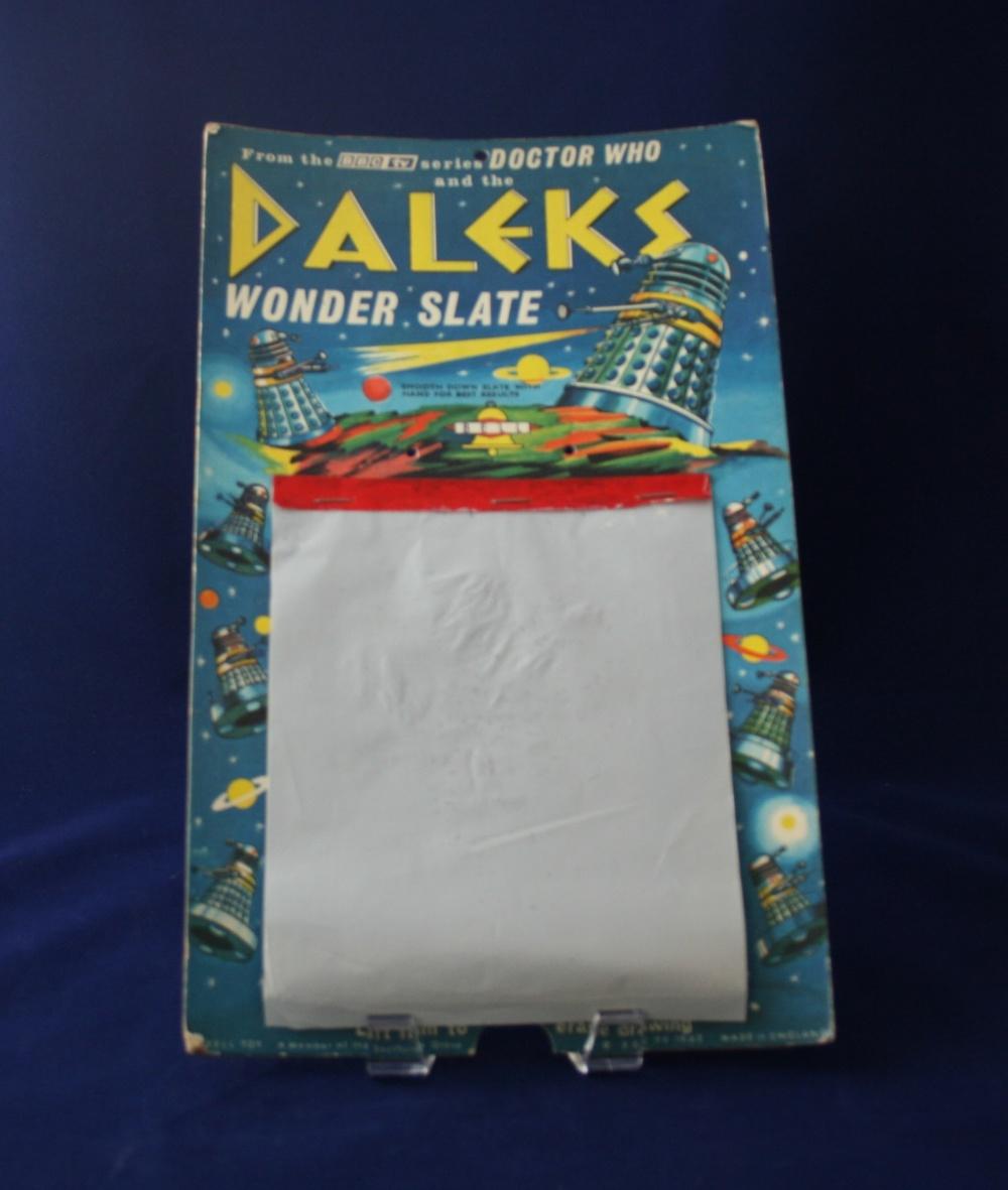 Bell Toys Ltd., Daleks Wonder Slate