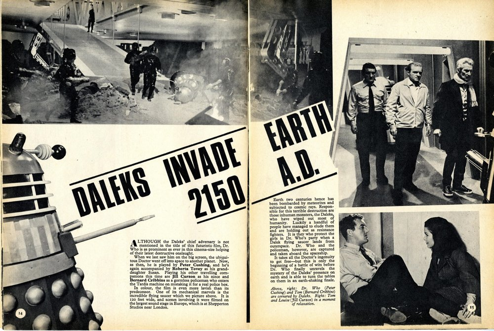 ABC Film Review, August 1966
