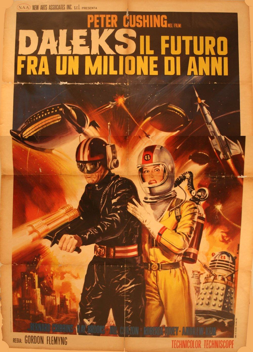 Italian Quattro Foglio Poster