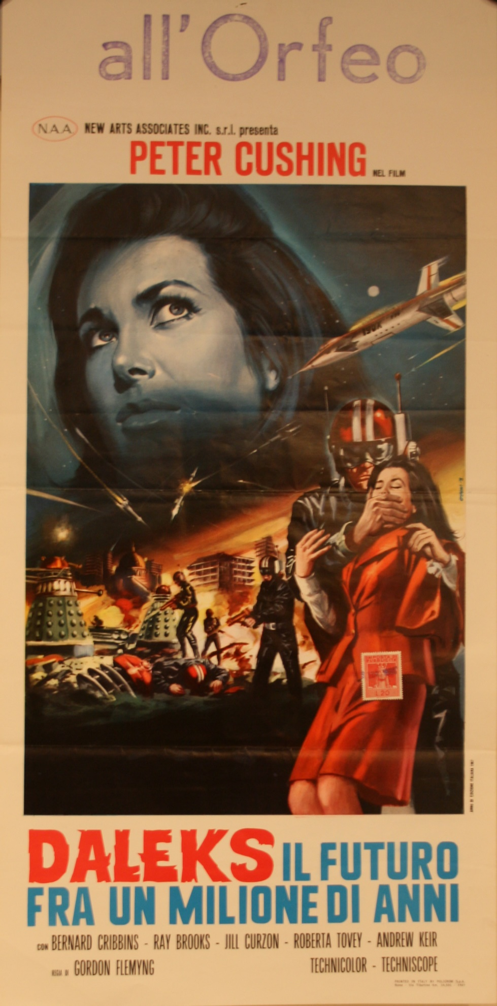 Italian Locandina Poster