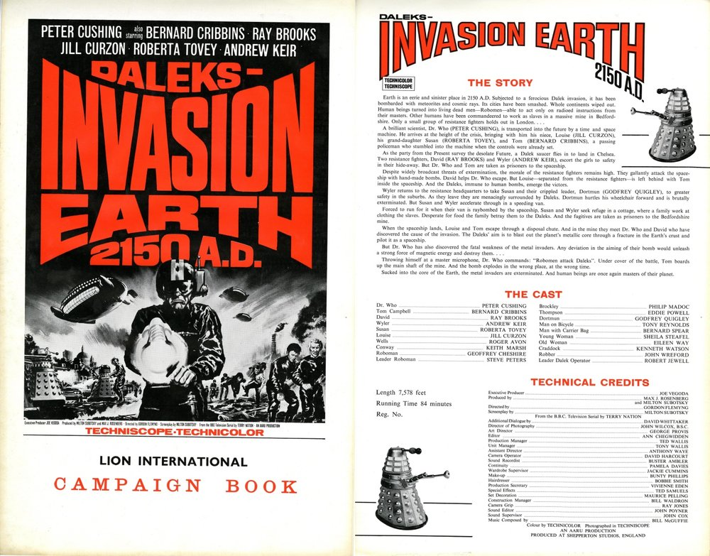 Lion International Campaign Book