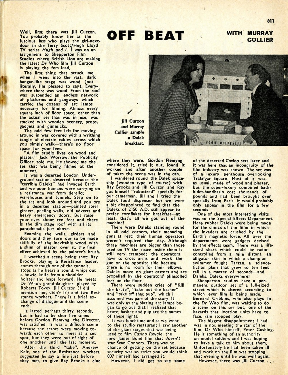 The Scout, 9 April 1966