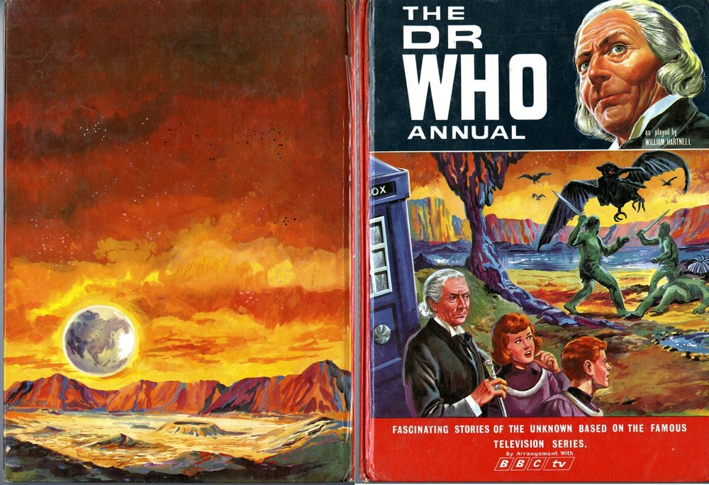 World Distributors, The Dr Who Annual