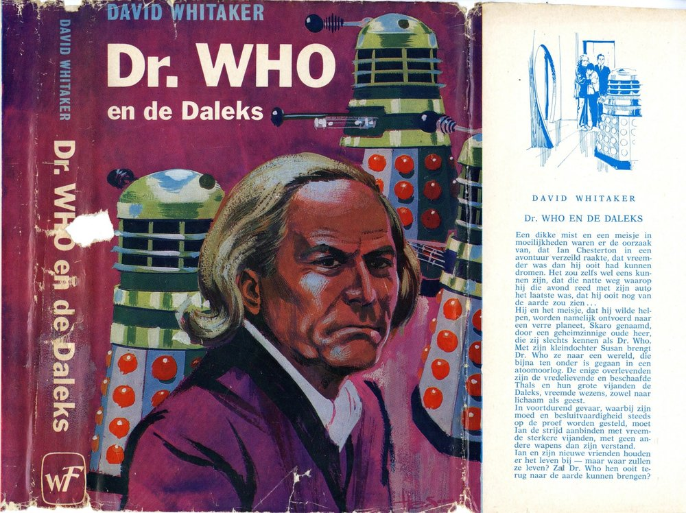 U.-M. West-Friesland - Hoorn, Dr. Who en de Daleks, by David Whitaker