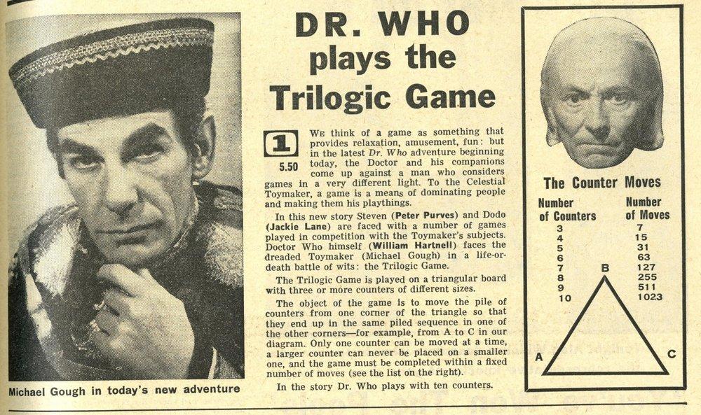Radio Times, 2-8 April 1966