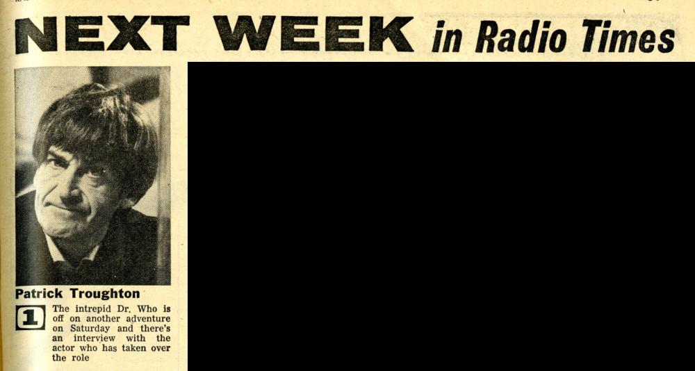 Radio Times, 10-16 December 1966