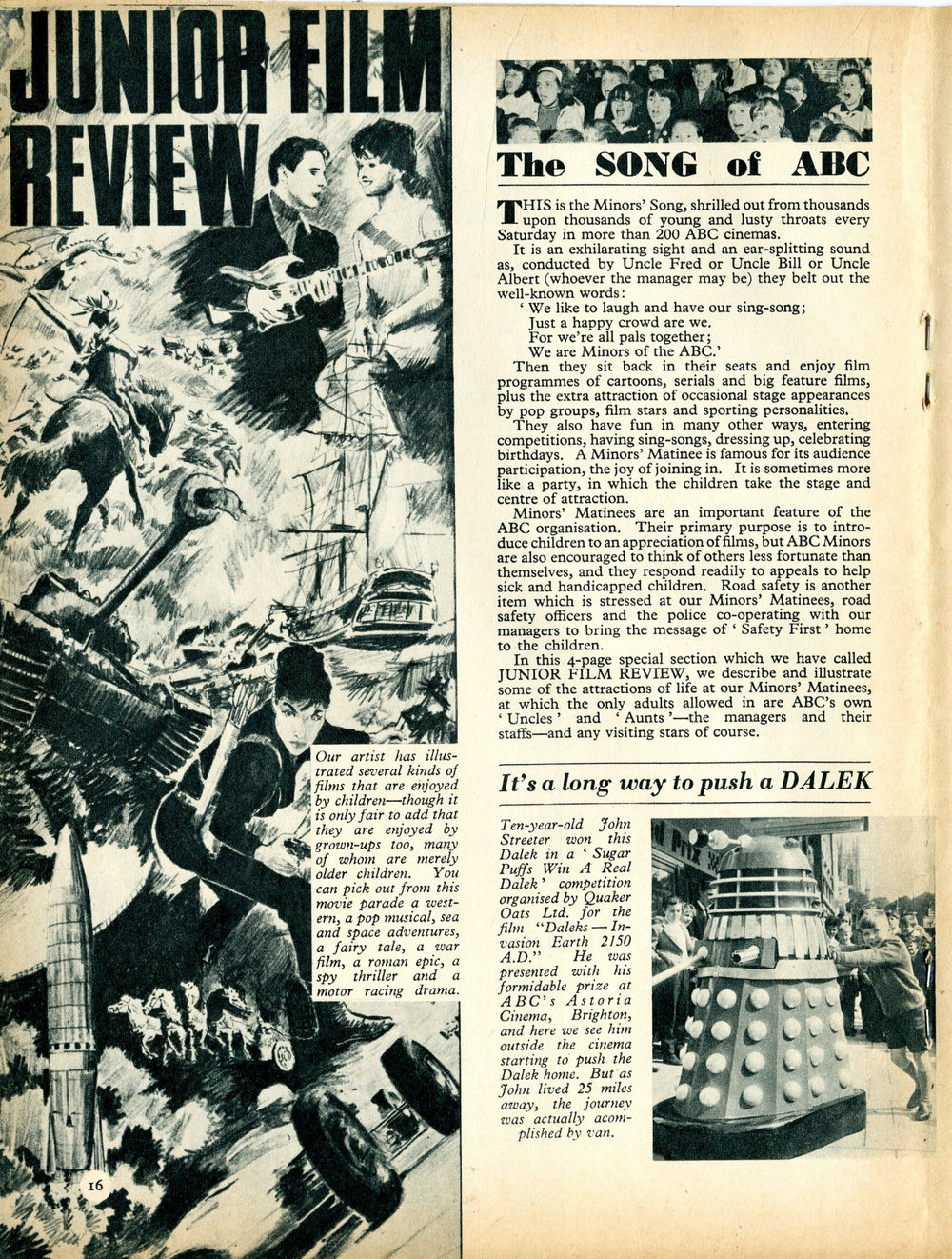 ABC Film Review, August 1967