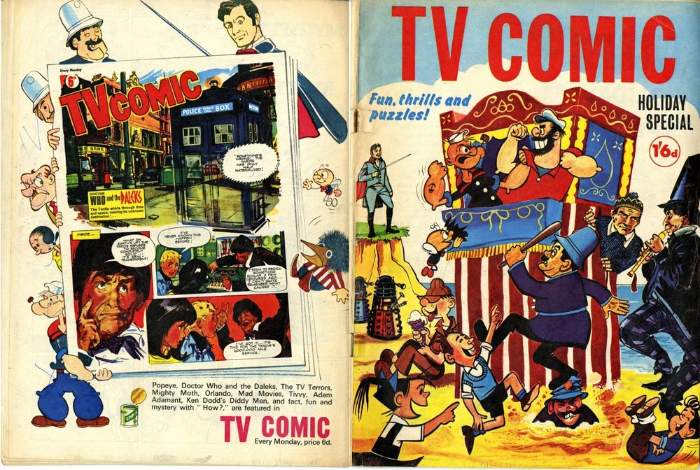 TV Comic Holiday Special 1967