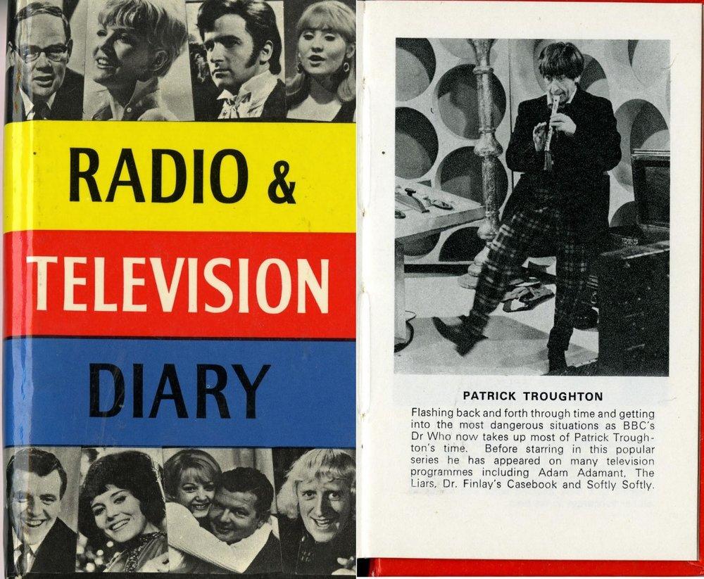 D. Harper Ltd., Radio & Television Diary 1968