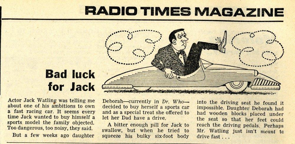 Radio Times, 13-19 April 1968