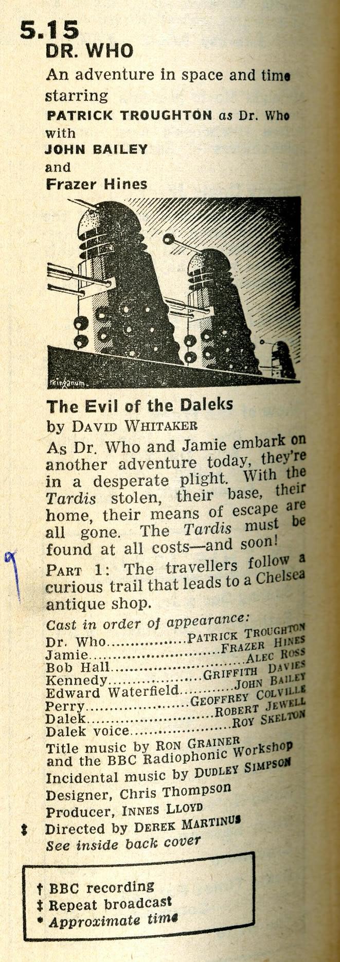 Radio Times, 8-14 June 1968