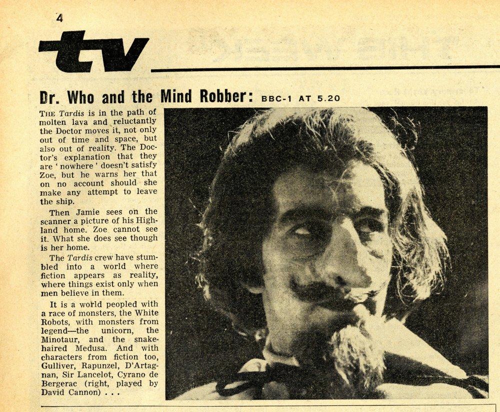 Radio Times, 14-20 September 1968