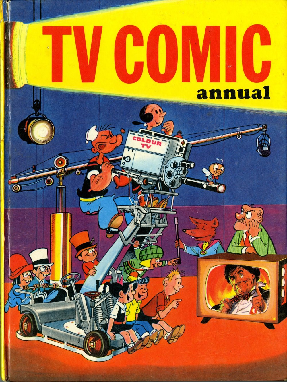 TV Publications Ltd., TV Comic Annual 1969 (published 1968)