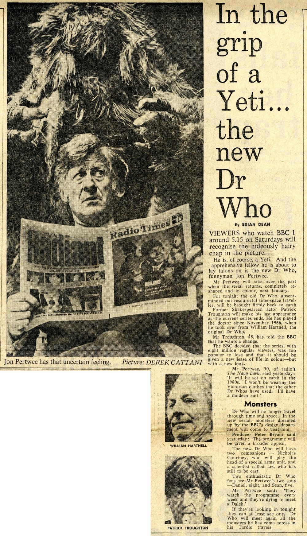 Daily Mail, 21 June 1969