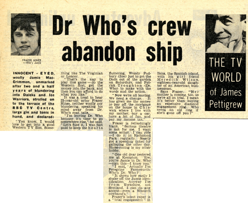 Sunday Mirror, 25 May 1969