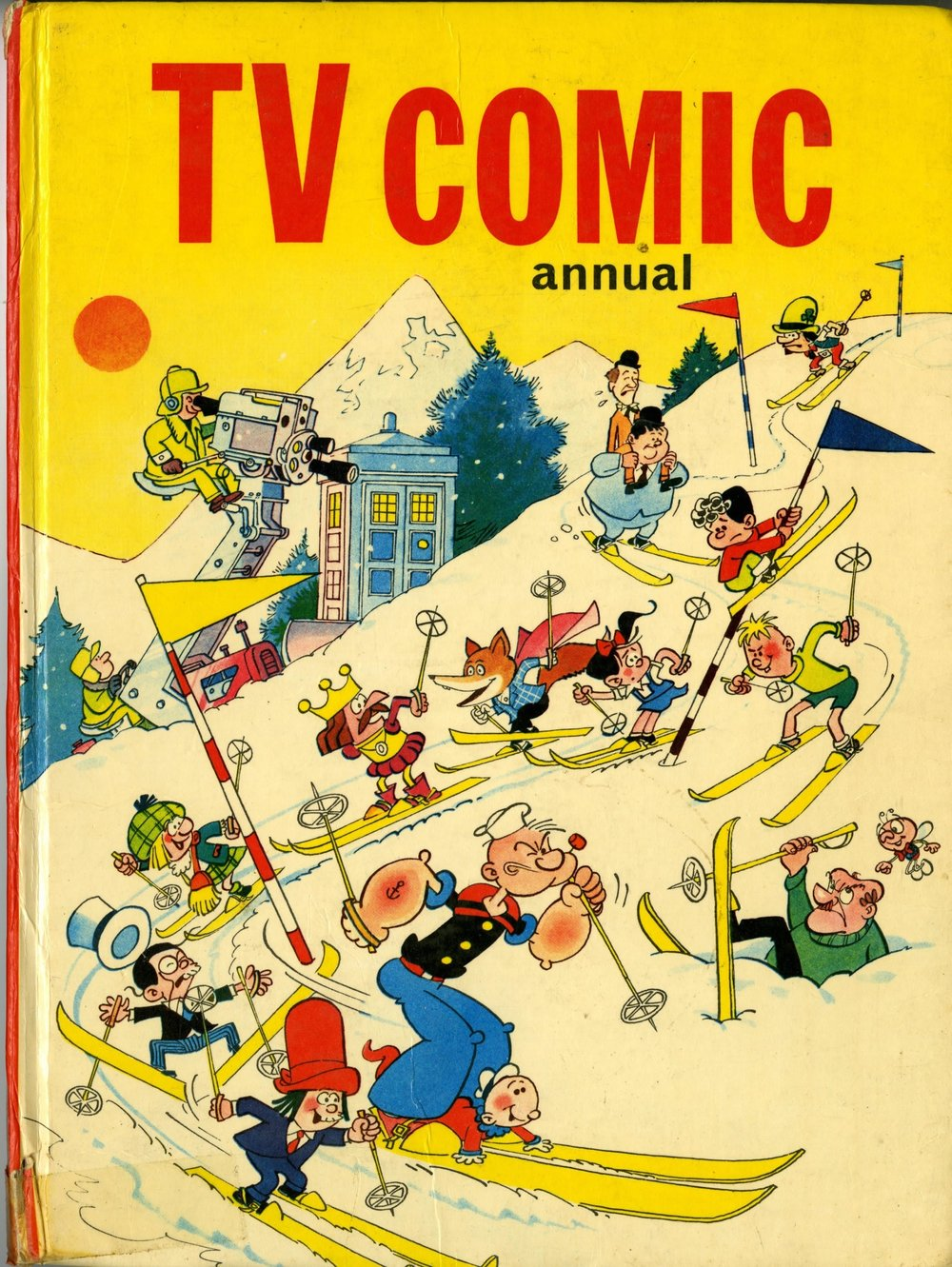 TV Publications Ltd., TV Comic Annual 1970 (published 1969)