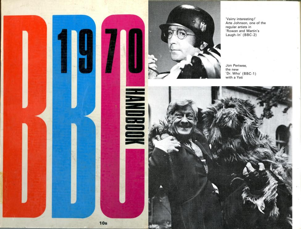 BBC Handbook, 1970