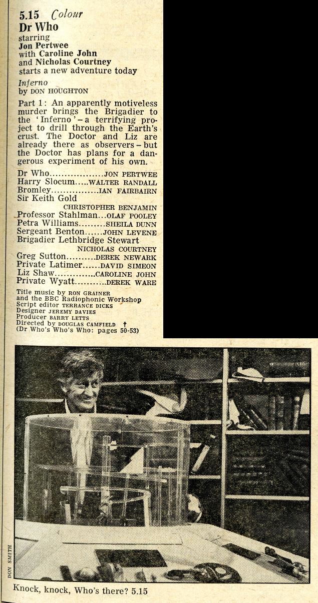 Radio Times, 9-15 May 1970