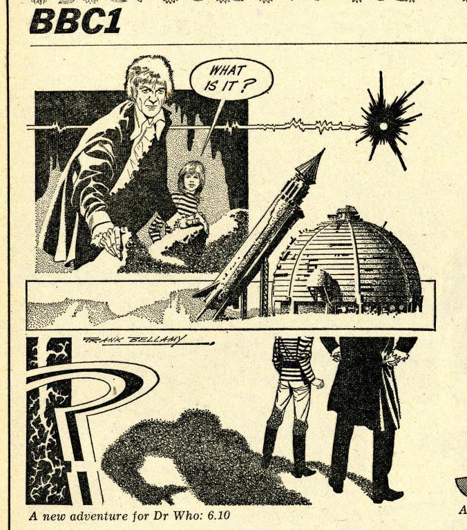 Radio Times, 10-16 April 1971