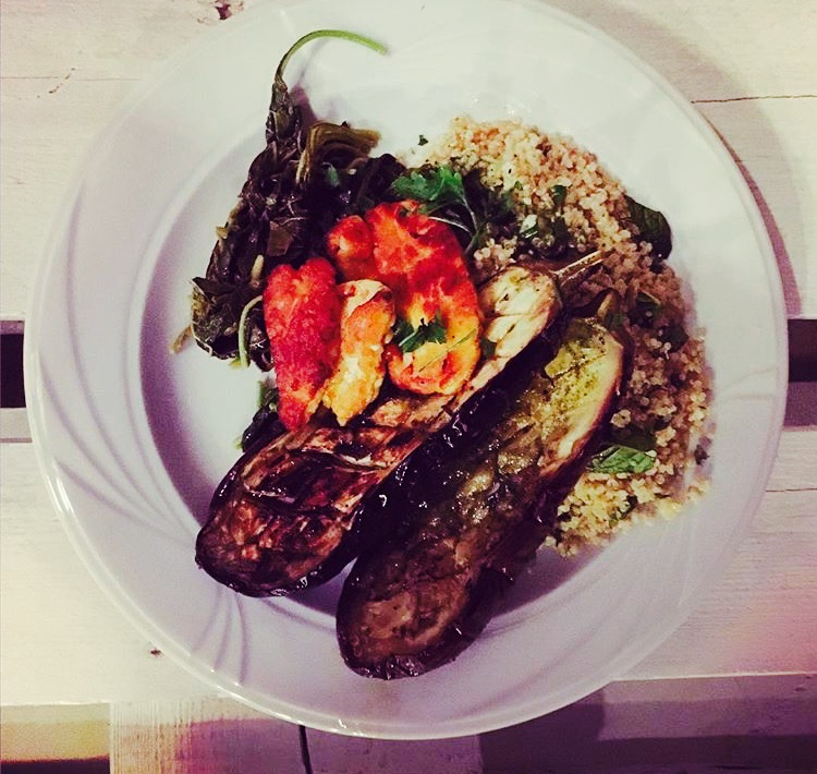 bbq aubergine and herb quinoa.jpg