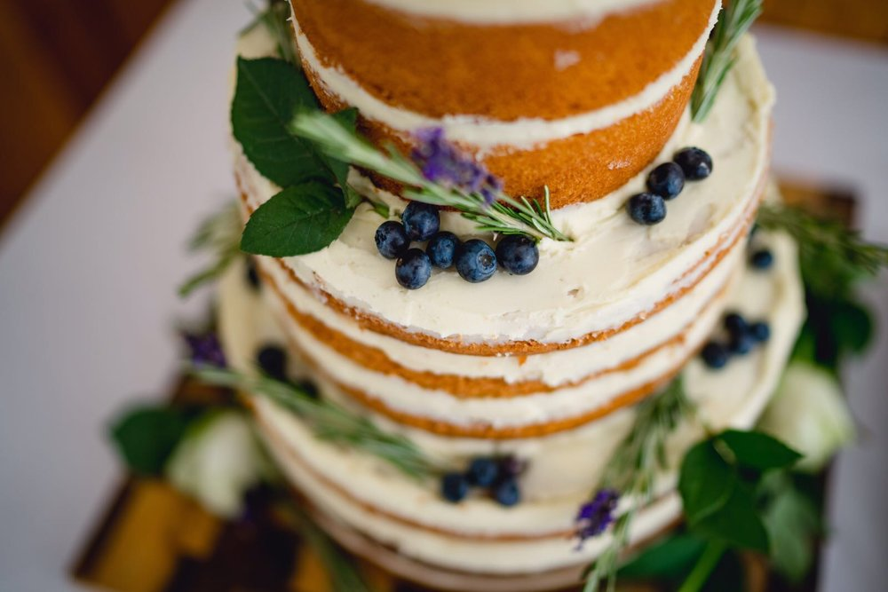 Wild Cakes - Natural and Organic celebration cakes