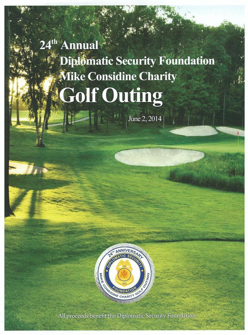 2014 Golf Program