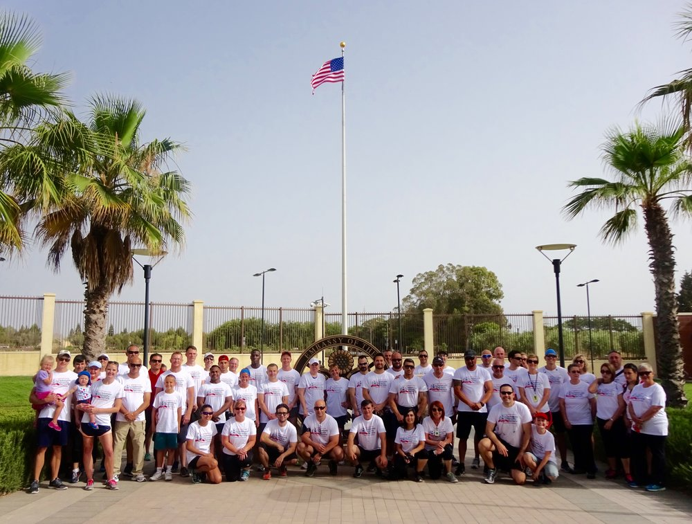 Team Valletta, Malta's race brought in $500