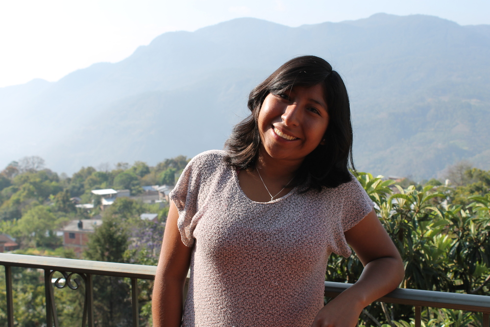 Angela Janeth Gregoria Mendoza