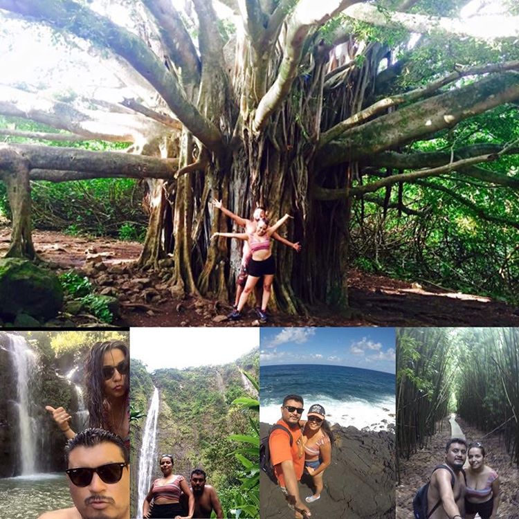 "We love hearing from happy customers! Here's what Marco had to say about their recent adventure. Mahalo Marco! ""This being Our first visit to Maui I would like to thank R2H. The drive to Hana was an unforgettable experience. R2H's map and CD guide was more than helpful giving us inside information. During our drive we meet lots of ppl who drove but were just following the crowds. Once again thank you!"" #ther2h #roadtohana #maui #hawaii #instamaui #roadtrip #adventuretravel"