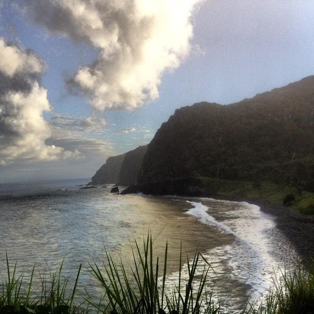 Beyond Hana. #roadtohana #maui #adventure #romance (Taken with Instagram)