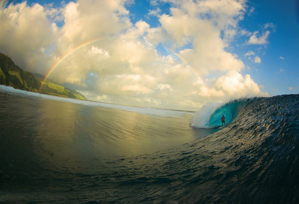 Most epic surf shot in the history of surf shots.