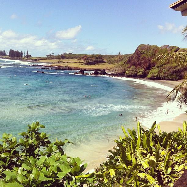 Hamoa Beach (Taken with instagram)