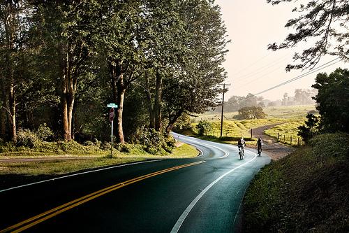 Maui: A Biker's Paradise.