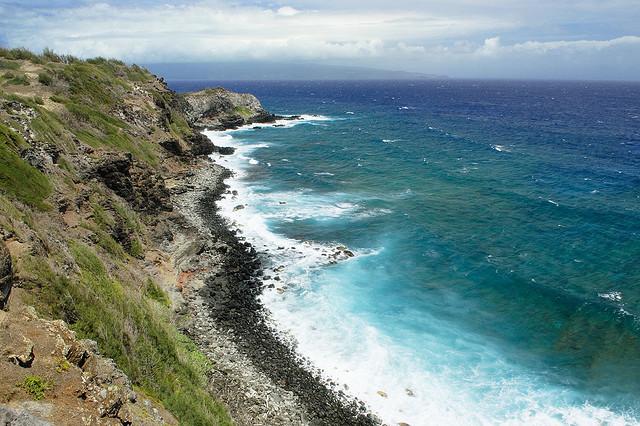 Maui coastline. Unmatchable. by vsz on Flickr.