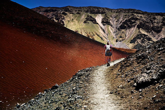 Ever wanted to hike the inside of a volcano!? #adventure #romance #maui by Eric Rolph on Flickr.