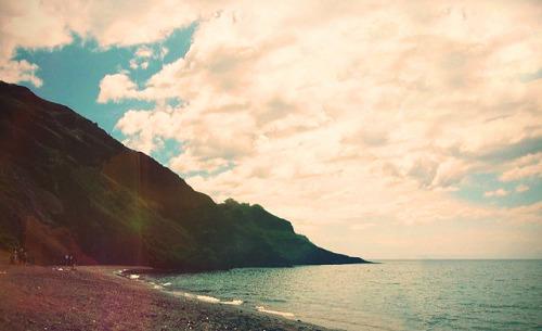 The island life.