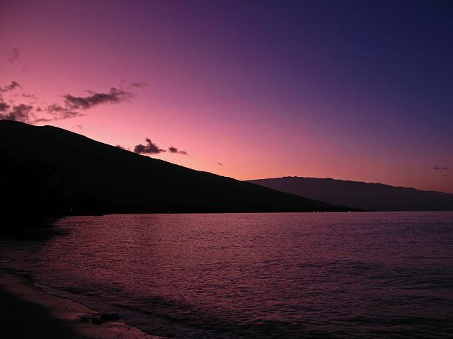 Purple Sunset!!!