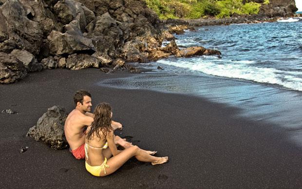 Romantic adventures on the Road to Hana!