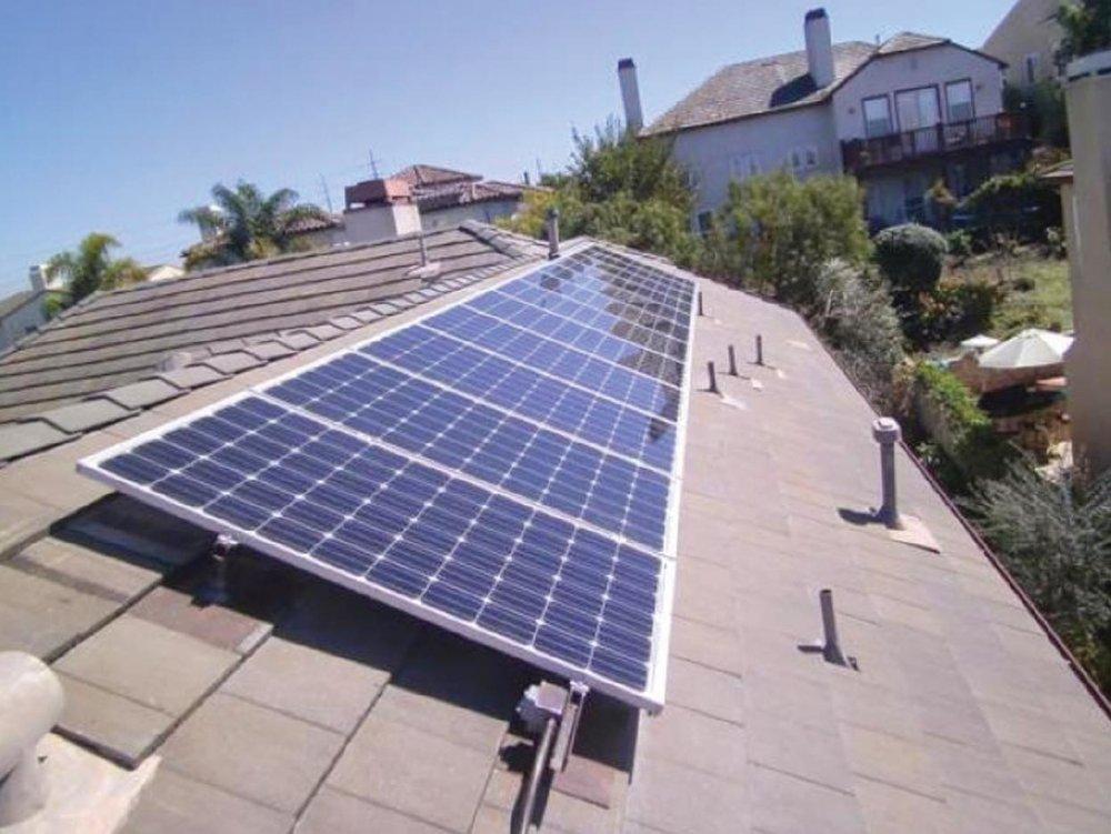 NATURAL ENERGY USA — SOLAR ENERGY