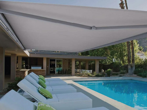 King Awnings: Retractable Awning