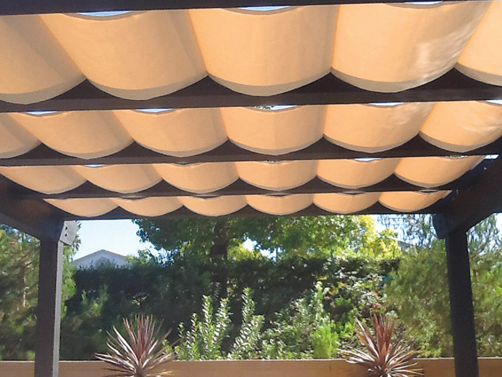 The Awning Company: Slide on Wire
