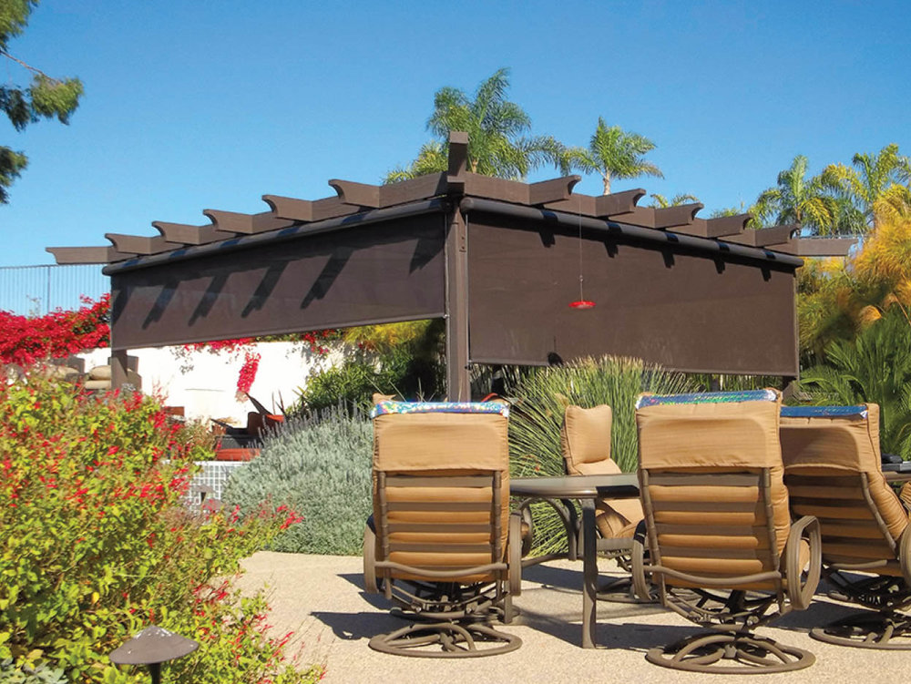 The Awning Company: Fixed Awnings